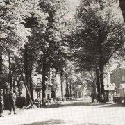 Grensovergang gezien vanuit Dinxperlo