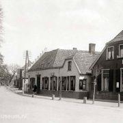 Heelweg Dinxperlo-Suderwick, gezien vanuit de Kwikkelstraat
