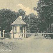 Keupenstraat en Duits douanehuisje Dinxperlo-Suderwick